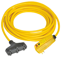 Right Angle GFCI Plug Cord Sets