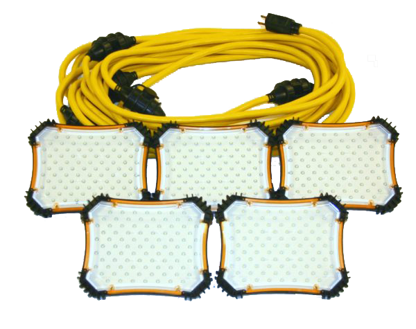 Construction Light String Cool 60 Construction Electrical Products