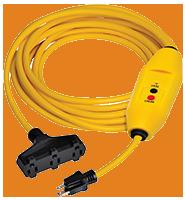 In-Line GFCI Cord Sets